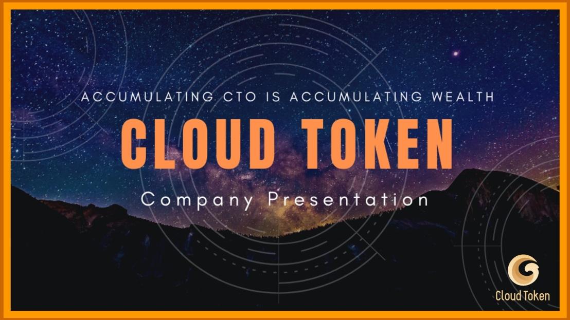 Cloud Token MarketingMaterial